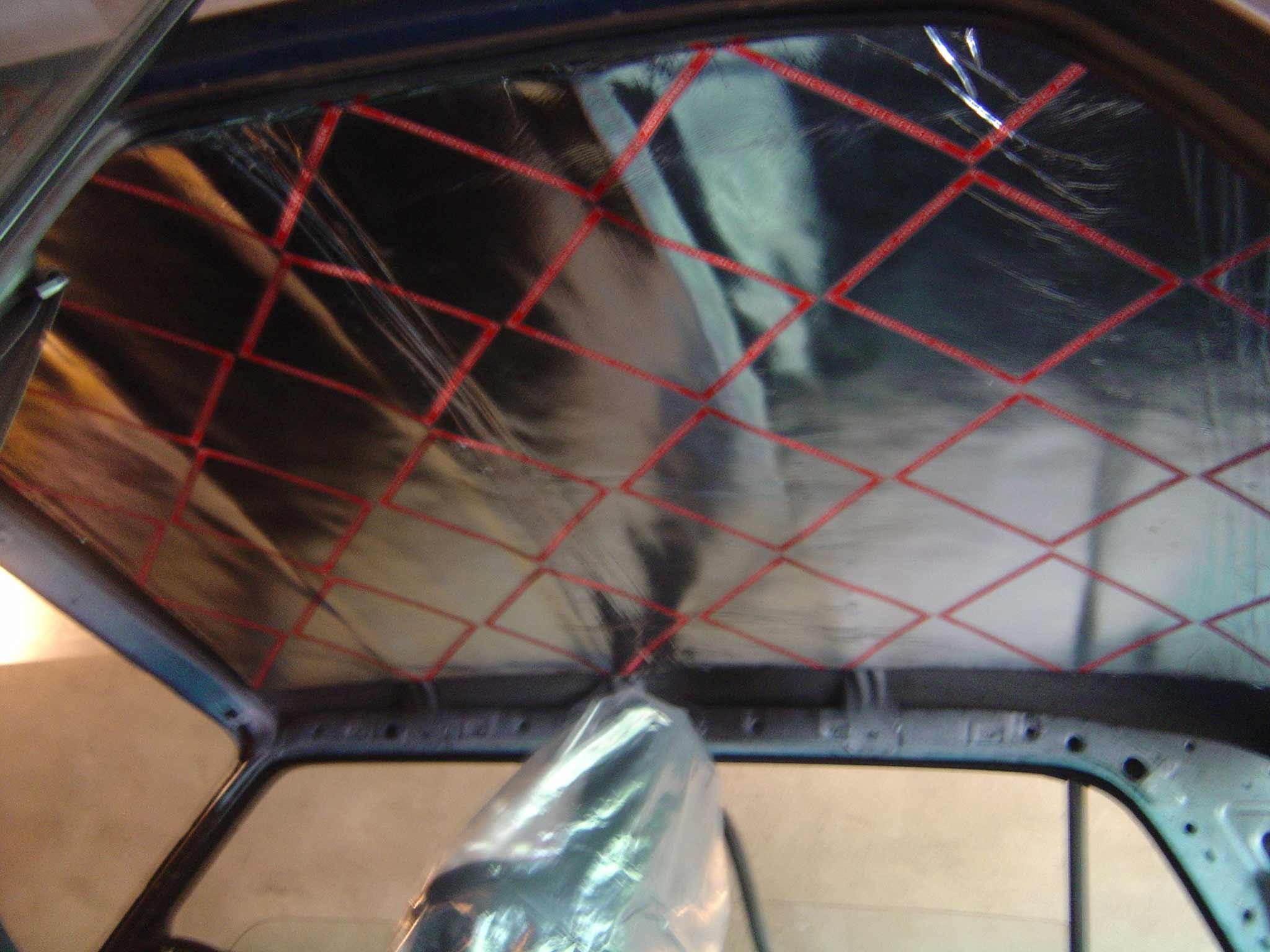 Liod шумоизоляция автомобиля ваз 2105 это